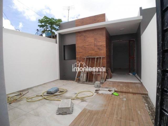 Casa com 3 quartos à venda, 69 m² por R$ 170.000 - Cohab 2 - Garanhuns/PE - Foto 4