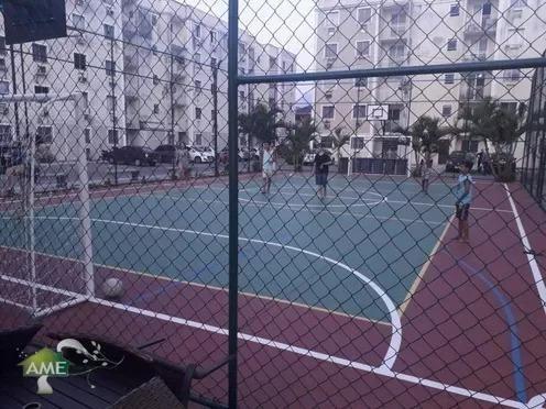 Apartamento Condomínio Supera Cpo Grde RJ - Foto 17