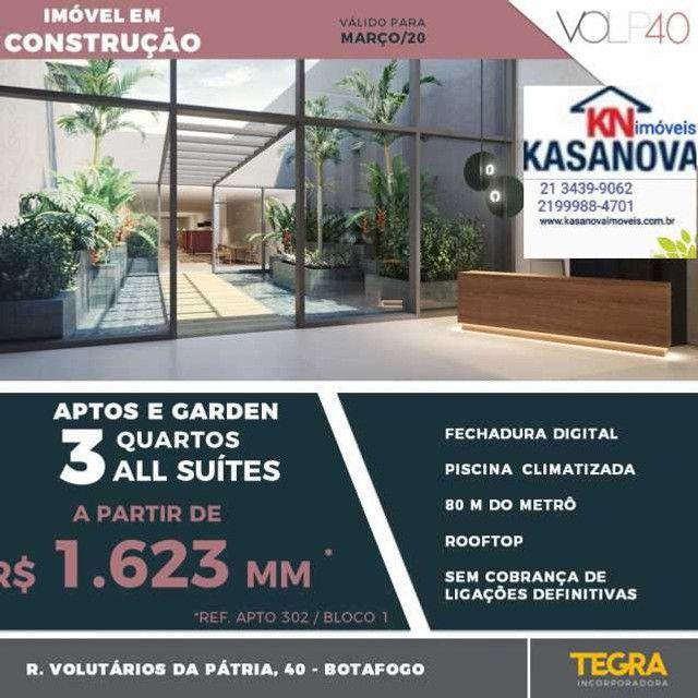 KFAP30174 - Empreendimento Botafogo ( ultimas unidades ) - Foto 6