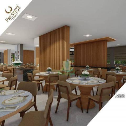 Apartamento com 1 dormitório à venda com 28 m² por R$ 272.832 no Prestige Mercosul Studios - Foto 6