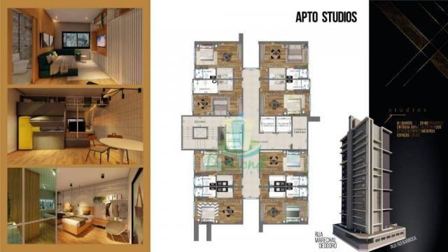 Apartamento com 1 dormitório à venda com 28 m² por R$ 235.200 no Prestige Mercosul Studios - Foto 17