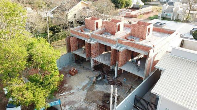 Sobrado com 1 dormitório à venda por R$ 485.000 - Loteamento Bourbon - Foz do Iguaçu/PR - Foto 3