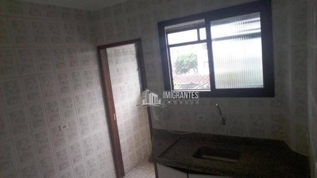 Apartamento de 1 dormitório na Guilhermina, em Praia Grande - Foto 9