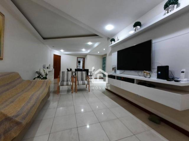 Apartamento com 4 dormitórios à venda, 195 m² por R$ 890.000,00 - Praia de Itapoã - Vila V - Foto 5