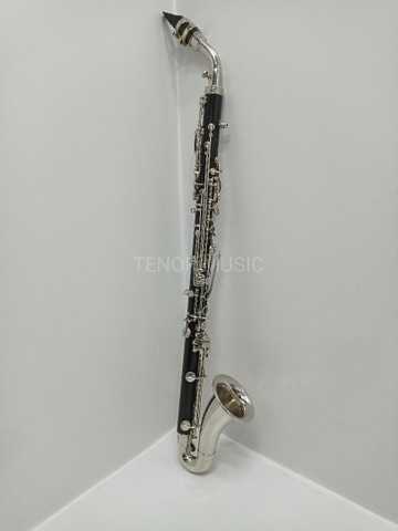 Clarone / Clarinete Alto Selmer USA ORIGINAL - Foto 4
