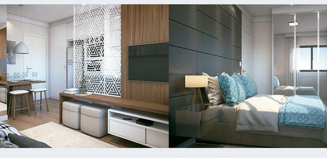 _*Cld Apartamentos no Centro de Curitiba, 1, 2 Quartos e Estúdios - Foto 4