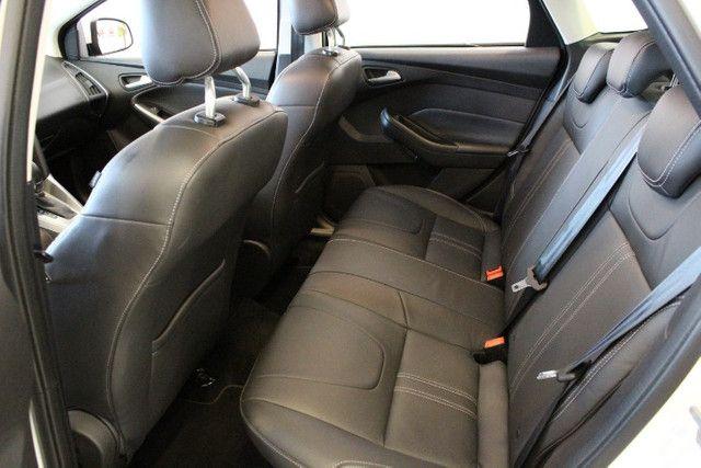 Ford Focus Se Plus 1.6 Hatch Automático - Impecável - Foto 6