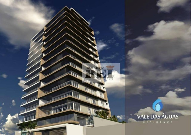 Apartamento com 4 dormitórios à venda, 226 m² por R$ 1.893.000 - Setor Central - Rio Verde