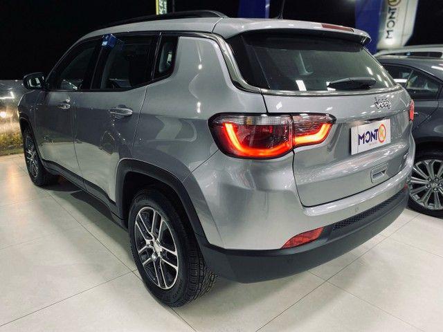 Jeep compass Sport 2021; MontK veículos anuncia  - Foto 4
