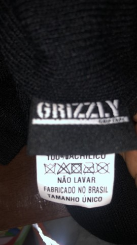 Touca grizzly
