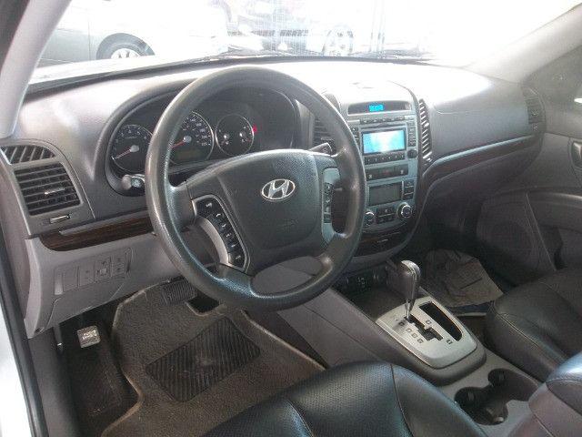 Hyundai Santa Fe 3.5 Mpfi V6 24V 285Cv Gas 4P Automatico 2011 - Foto 2