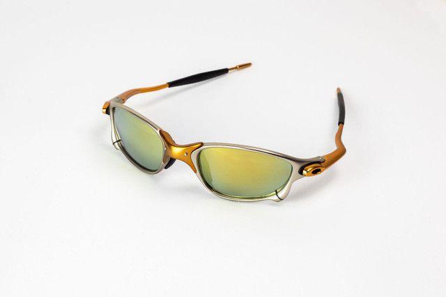 Óculos oakley double X  - Foto 4