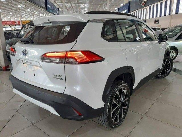 Toyota Corolla Cross XRX 1.8 HEV Cvt  2021/2022 - Foto 4