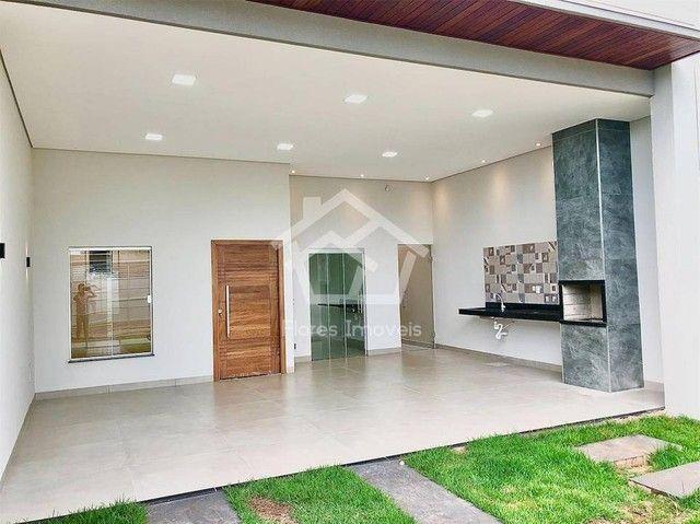 Casa para venda possui 127 metros quadrados com 3 quartos - Foto 2