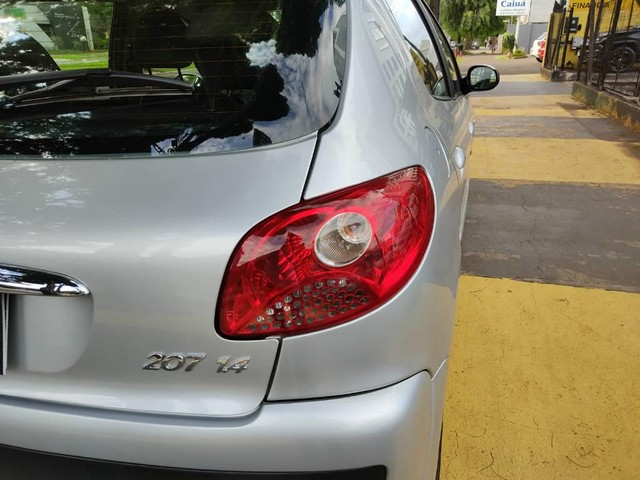 Peugeot 207 XR 1.4 2009 - Foto 10