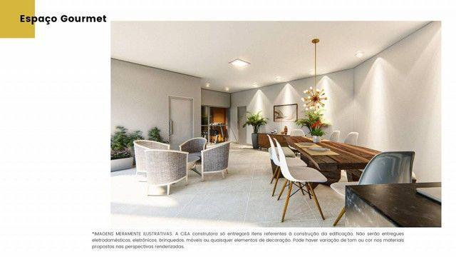 Apartamento para venda tem 73 metros quadrados com 3 quartos em Granja Marileusa - Uberlân - Foto 4
