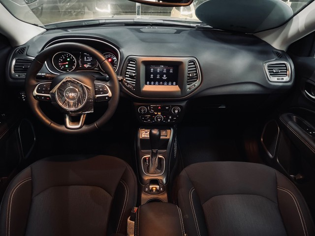 Jeep compass Sport 2021; MontK veículos anuncia  - Foto 8