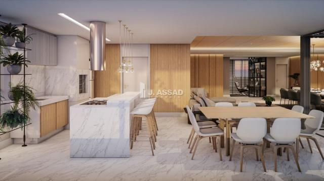 Apartamento à venda com 3 dormitórios em Ecoville, Curitiba cod:AP0085 - Foto 5
