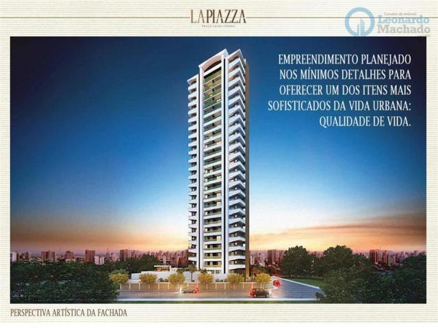 La Piazza Andar alto, no melhor da Aldeota 93m2 R$770.000 - Foto 15