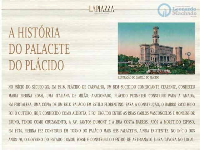 La Piazza Andar alto, no melhor da Aldeota 93m2 R$770.000 - Foto 12