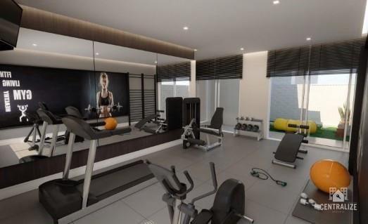 Apartamento à venda com 3 dormitórios em Estrela, Ponta grossa cod:1537 - Foto 6