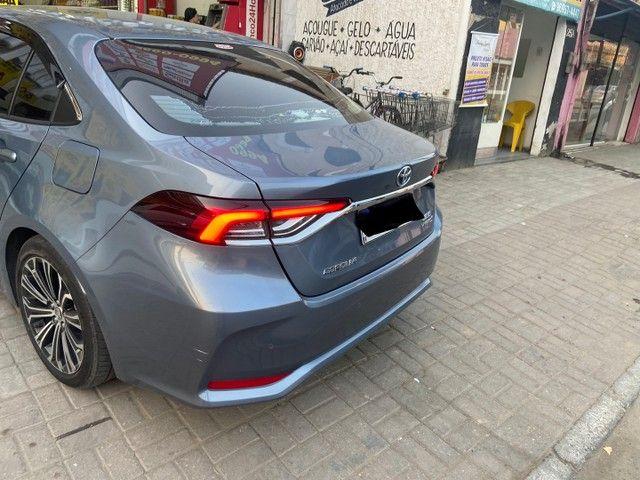 Corolla Altis híbrido Blindado  - Foto 3