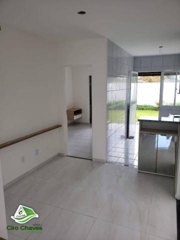 Casa à venda, 75 m² por R$ 179.990,00 - Timbu - Eusébio/CE - Foto 10