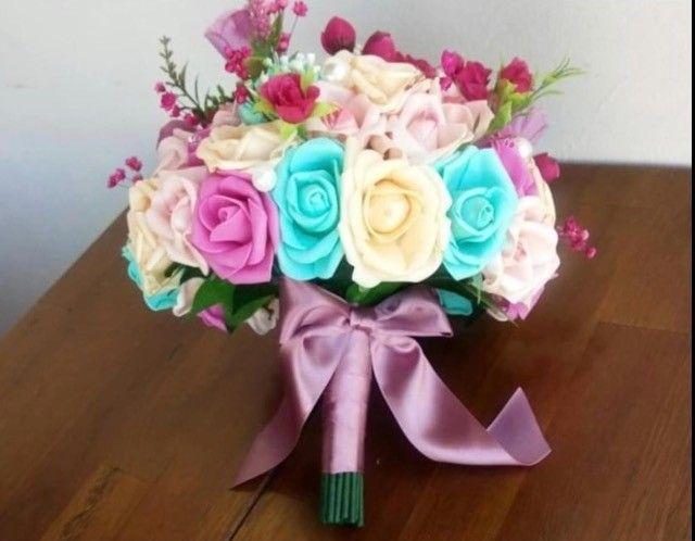 Buquê de flores  - Foto 3