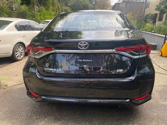 Toyota Corolla Xei Blindado 3000km 2021 - Foto 4