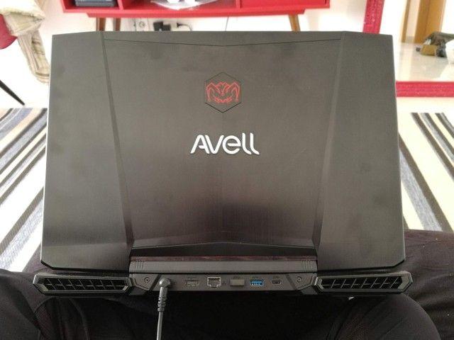 Notebook Avell Gamer (apenas venda) - Foto 2