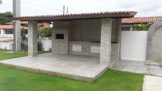 AR / Belíssima casa mobiliada em Serrambi, em condomínio fechado - Foto 5