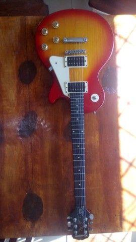 Guitarra Epiphone Lês Paul LP 100 Heritage Cherryburst Hs - Foto 3