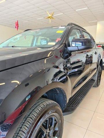 Ranger Black 2022 - melhor custo benefício a diesel.   - Foto 7