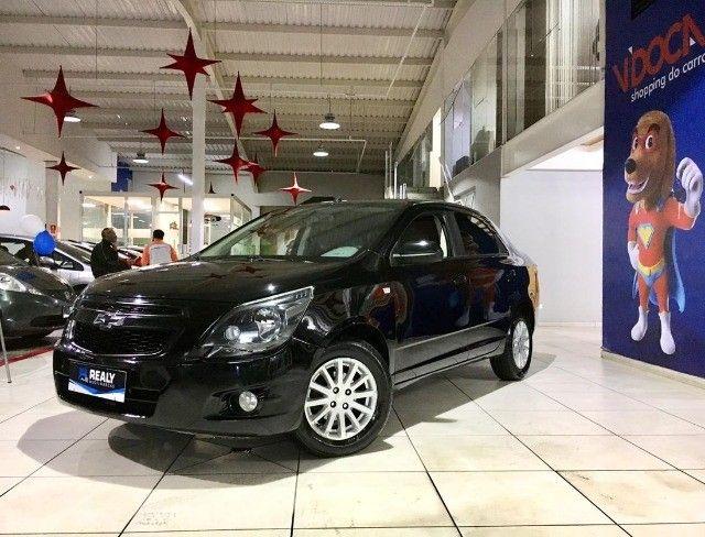 Chevrolet Cobalt - 1.4 LTZ Flex - 2012