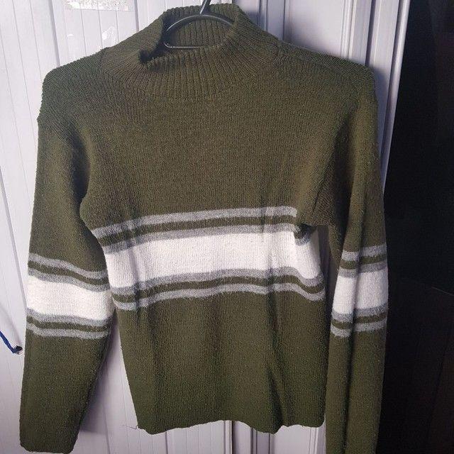 Blusa lã  - Foto 2