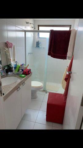 Excelente apartamento 4/4, 3 suítes, totalmente nascente, na ponta verde - Foto 18