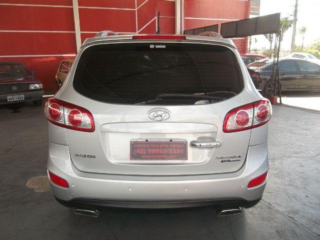 Hyundai Santa Fe 3.5 Mpfi V6 24V 285Cv Gas 4P Automatico 2011 - Foto 12