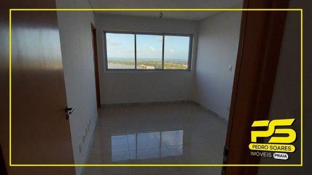 Apartamento com 4 dormitórios para alugar, 223 m² por R$ 6.400/mês - Altiplano - João Pess - Foto 10