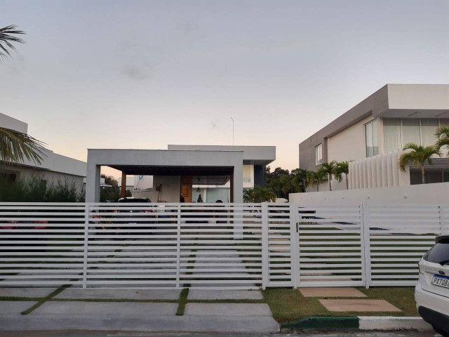 Mansão em Guarajuba c/ 5 suítes - Venda e Aluguel - Foto 4