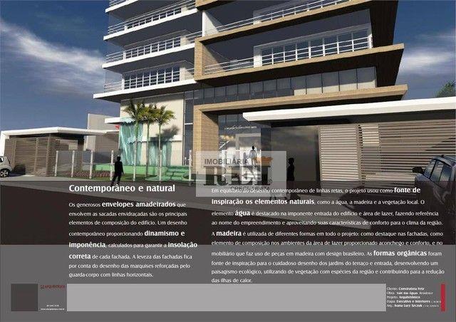 Apartamento com 4 dormitórios à venda, 226 m² por R$ 1.893.000 - Setor Central - Rio Verde - Foto 3