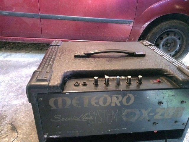 Caixa meteoro para baixo guitarra violão - Foto 3