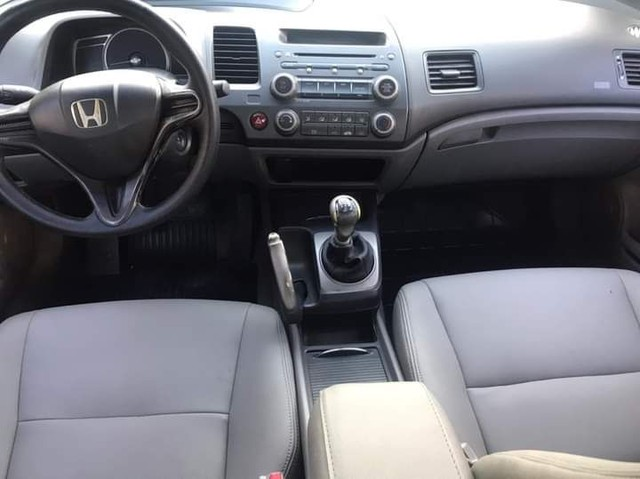 Honda Civic lxs 1.8 flex 2008  - Foto 7