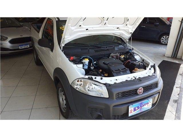 Fiat Strada 2020 1.4 mpi hard working cs 8v flex 2p manual - Foto 12