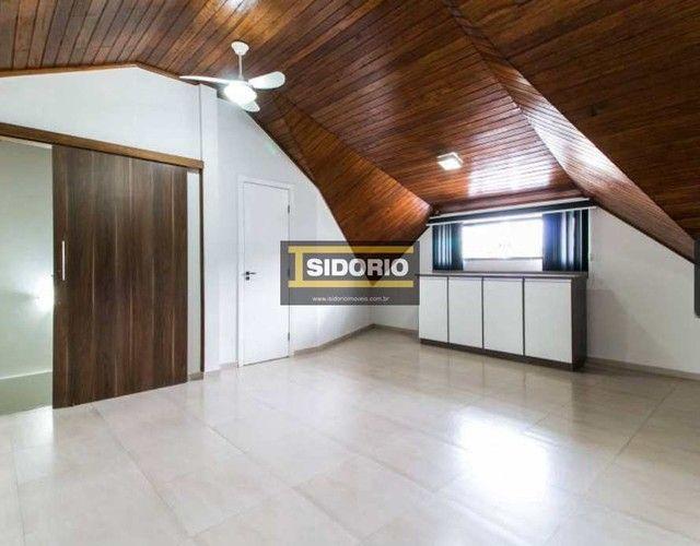 Casa de condomínio à venda com 5 dormitórios em Pinheirinho, Curitiba cod:10140 - Foto 12