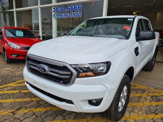 Ranger XLS 4x2 diesel AUT 2022 - a melhor picape da categoria!!!