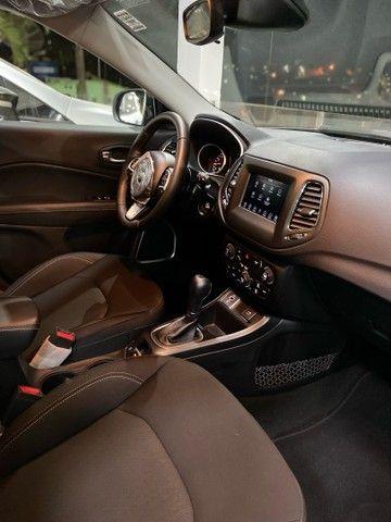 Jeep compass Sport 2021; MontK veículos anuncia  - Foto 11