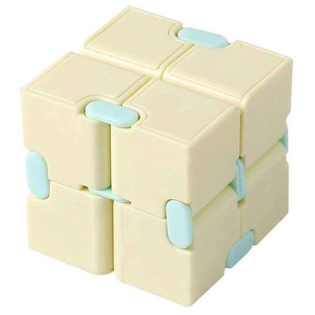 Cubo infinito - Fidget Toys Brinquedos Descompressivos - Foto 3