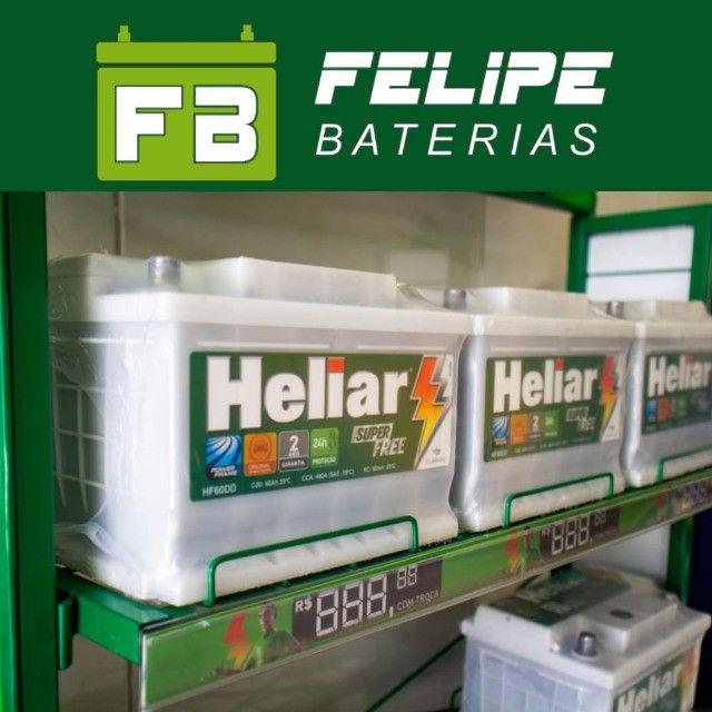 Baterias De Carro 45Ah Á 150AH Em Promoção!*