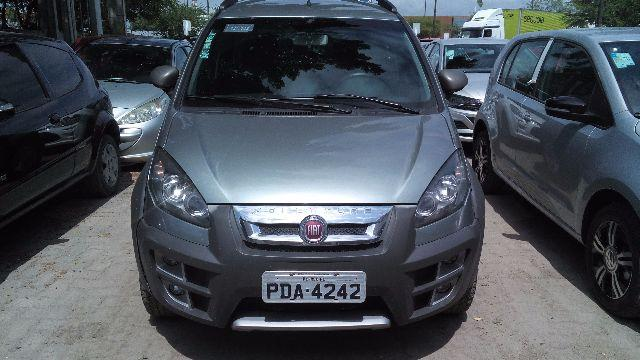 Fiat idea adventure 1 8 flex 2015 2015 com apenas for Precio de fiat idea adventure 2015