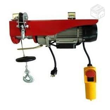 Talha/guincho elétrico 350 à 700kg de elevação - R$700
